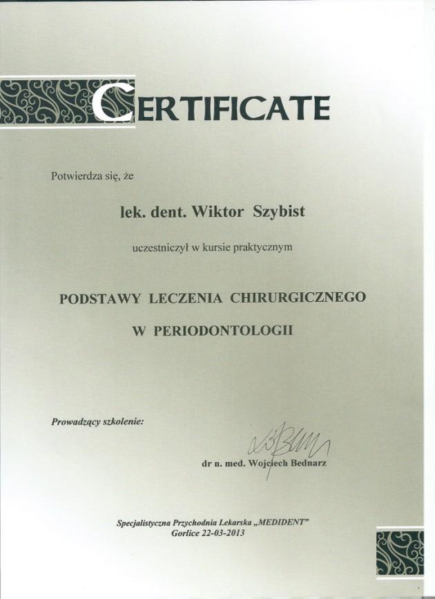 Certyfikaty 8