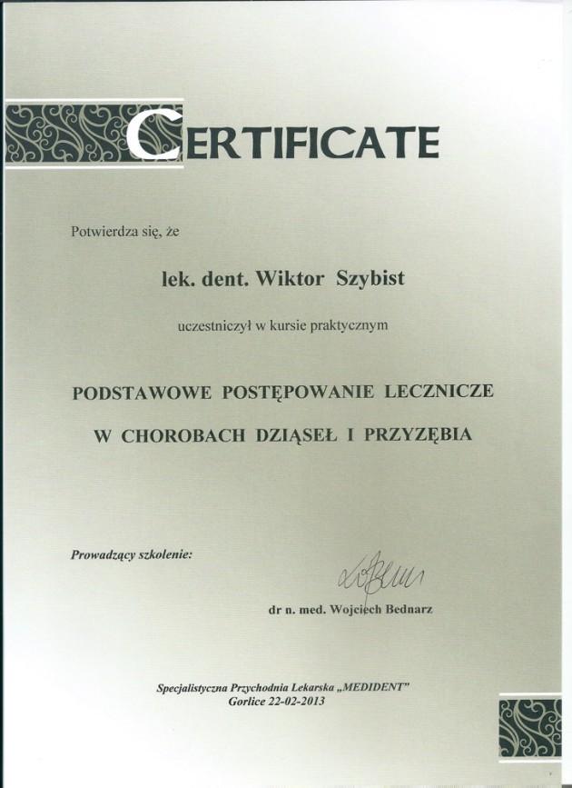 Certyfikaty 9