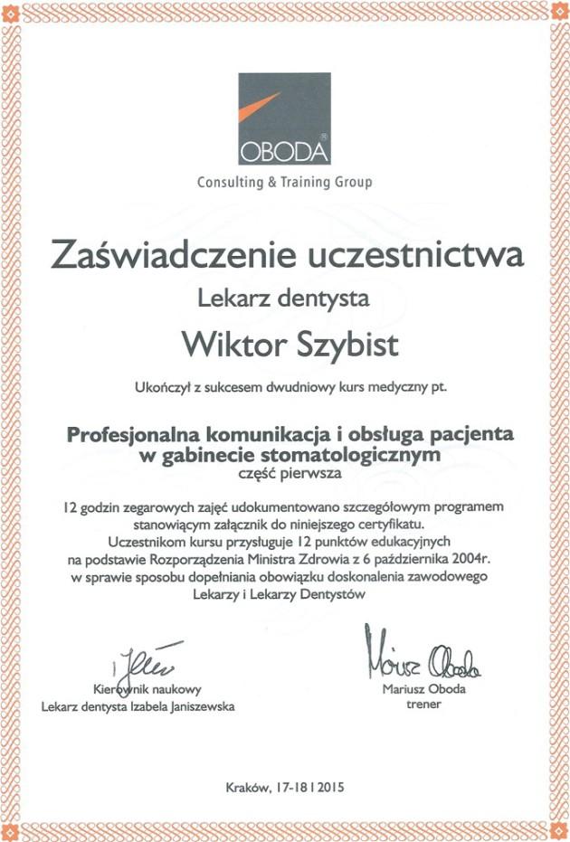 Certyfikaty 12