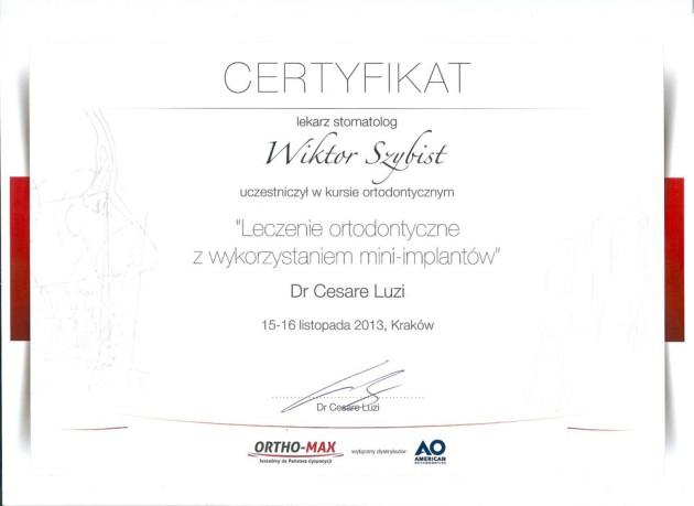 Certyfikaty