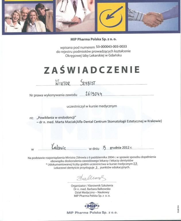 Certyfikaty 6