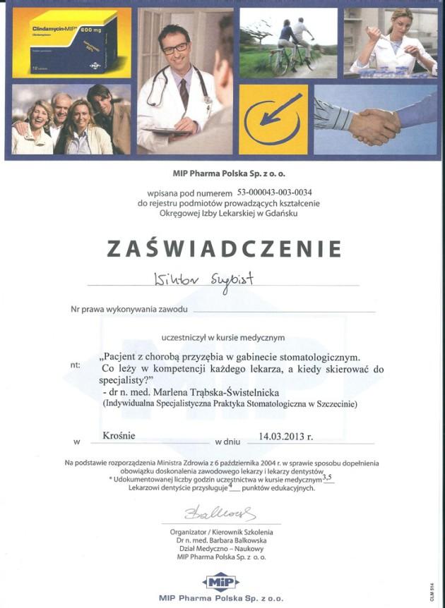Certyfikaty 7